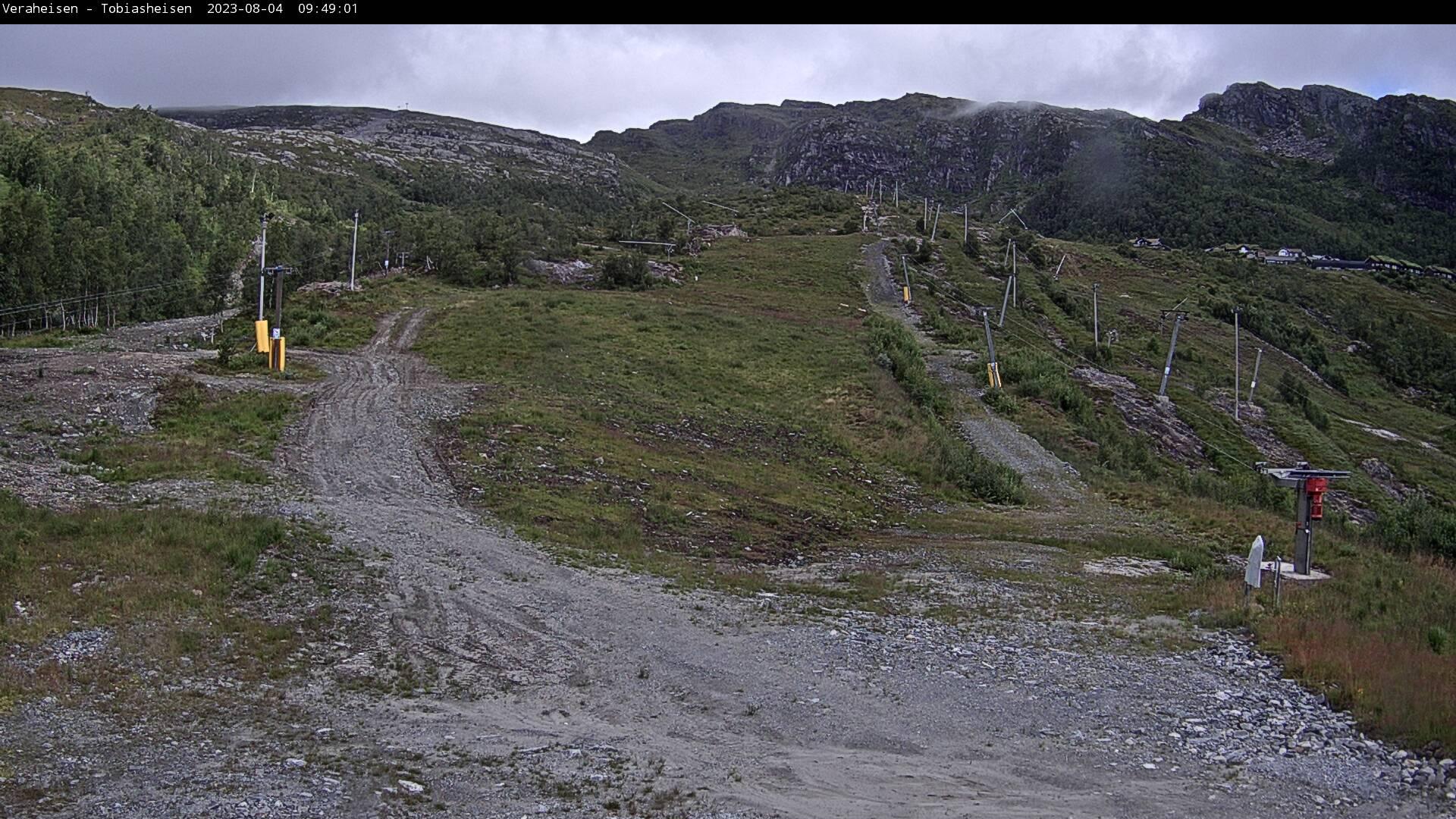 Eikedalen - Eikedalen ski centre; Veraheisen/Tobiasheisen
