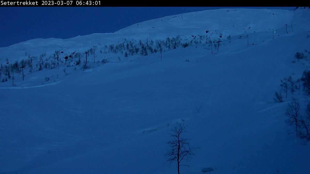 Eikedalen - Eikedalen zomerskigebied; Seterlift