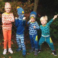 Vossatassar - barneklær
